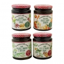 Soups and pureed soups - Natural vegetable soup in microwaveable glass jar. Made with 100% Italian vegetables. No added flavor. Low fat. Ready in 2 minutes. For a more fluid texture, add 1/2 glass of water. 2 servings.<br><br>Selected for the new tastes provided, the high plant protein content and the convenience of the microweable glass jar.<br>