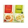 Tiroler Biomanufaktur - Savoury Porridge - Organic savoury porridge mix. 100% vegan. 4 pouches.