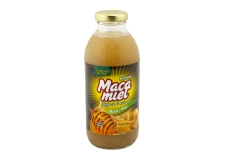 Macamiel - Maca and honey drink. With energizing and antioxidant properties. No artificial colors or flavors. In 475ml glass bottle.<br /> <br><br>Selected for the original composition of the product (maca + honey).<br>