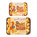 Le Poulet Patates - Roast chicken cuts and cooked potatoes in microwaveable tray. No preservative. French poultry. French potatoes.<br><br>Selected for the convenience of the product.<br>