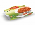 """Risotto Ready-to-eat - Ready rice to prepare in 5 min. Vacuum-packed and sterilized, easy to prepare, especially by a microwave. It has got a new design very attractive. It is a RISOTTO coming from the traditional regional Italian """"cuisine""""."""