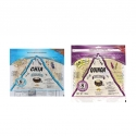 Mountain Bread Cereals - Allergen-free wrap with healthy ingredients. Dairy free. No sour dough or yeast. Eggs free. Low fat. 8 pieces.
