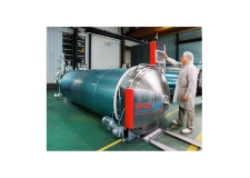Super Dali - Super Dali is a device in which the enclosed load in the autoclave is shaken approximated 45 times a minute. It is a device situated between the standard Dali (10-15 cpm) and the Shaka (150 cpm). It mixes packaged products (liquid, semi-viscous).<br><br>Selected for the research work done on an industrial machine. Progress made in sterilisation work to avoid over-cooking.<br>