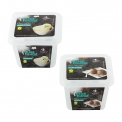 Glaces ce la gamme Veggie Marché - Vegan coconut milk ice cream. Made in France.<br><br>Selected for the plant-based alternative on the ice cream market.<br>