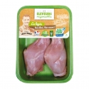 Cuisses de lapin - Les Eleveurs Responsables - Rabbit cuts from responsible farms. French rabbit. Raised in large pens. Fed without GMOs. From the Bleu-Blanc-Coeur branch.<br><br>Selected for the quality of the product and the ethical and responsible character of the branch.<br>Selected for the quality of the product and the ethical and responsible character of the branch.<br>