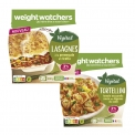 Lasagnes à la provençale et ricotta - Vegetarian fresh meal low in fat in microwavable tray. Source of protein. Ready in 2 minutes 30. Cooked in France. <br><br>Selected for the healthy and plant-based positioning.<br>