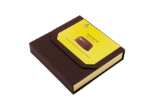 Inca Inchi omega 3 vegetable chocolate - Chocolates enriched with inca inchi. Rich in antioxidants, Omega 3, protein, vitamins and fiber. Individually wrapped.<br /> <br><br>Selected for the health promise justified by the ingredients of the product and its premium character.<br>