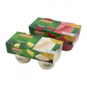 Sensation Fondante - Smooth fruit mousse with no added color or preservative. Rich in fruits. 2 pots.<br><br>Selected for the fruit mousse proposal.<br>