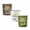 Dorea nature instant wholegrain noodles - Instant wholegrain noodles. No palm oil, artificial flavors, flavor enhancers or preservatives. Just add boiling water. Ready in 4 minutes.<br><br>Selected for the range of wholegrain noodles.<br>