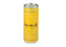Sparkling honey drink - Natural sparkling honey drink. 100% Australian honey. No added sugar, flavor or color. Halal. In 250ml can.<br><br>Selected for the healthy positioning of the honey ingredient on the sparkling water market.<br>