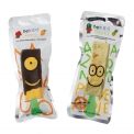 Bekids - Freeze-dried fruits popsicle stick to-go for children. No added sugar. In a pouch with a fun design.<br><br>Selected for the convenient offer of freeze-dried fruits for children.<br>