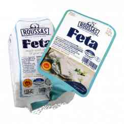 Feta P.D.O. cheese 5x30g snack pack - Artisan feta in individual portions to go. PDO. Made with sheep and goat milks. Halal certified. Pack of 5.<br><br>Selected for the convenience of the packaging to go and the anti-waste nature of the dose. <br>