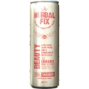 Herbal Fix BEAUTY - BEAUTY enhances your skin with a combination of organic herbs, vitamins and minerals which are known for promoting soft subtle and youthful skin, flushing out toxins and delivering anti-aging capabilities - all in a can.