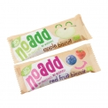Noadd - Organic biscuits with 35% fruits, without additives. No added sugars.<br><br>Selected for the natural bar offer (organic product).<br>