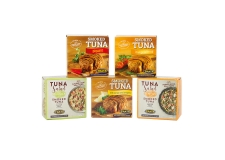 Smoked tuna trata - Tuna smoked using real wood. Gluten-free.<br><br>Selected for the smoky character of the tuna and the contribution this makes to the taste.<br>