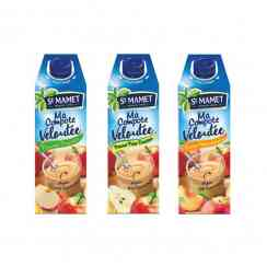 Compote Tétra Brique 800g - Compote in a 800g Tetra Pak carton with a cap. Easy to pour.