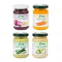 Linea Verdure Fresche - Vegetable sauce for pasta or to spread.<br><br>Selected for the vegetable-based recipes.<br>