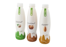 Coconut drink 0,75l pet - Refrigerated plant drink enriched with calcium and vitamin D3. In 750ml bottle.<br><br>Selected for the plant-based alternative to cow's milk (hazelnut, almond and coconut).<br>