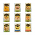 Range of sliced vegan products - Range of vegan products for snacking. Sliced cheese and delicatessen substitutes.