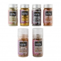 Gamme bio-premium - Spice mix with exotic recipes in a reusable mill. Packaged in France.<br><br>Selected for the specific origin of the spice blends (shichimi: Japan, chimichurri: Argentina). <br>