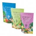 Fruit balls milk chocolate mango & coconut - Fruit balls for snacking in colorful packaging. Made from dried fruits. <br><br>Selected for the offer of 100% fruit snack balls.<br>