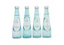 100% sparkling coconut water - Sparkling coconut water in a glass bottle. Not from concentrate. No preservative. No artificial flavors. No added sugar. Source of electrolytes.