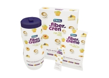 Fibercreme - Multi-purpose creamer, high in fiber (53g per 100g). Lactose and gluten-free. Low in sugar and low glycemic index. Contains oligosaccharide (prebiotic) and healthy oils. Can be used as coconut milk substitute. For drink, soup, main dish and dessert. <br><br>Selected for its properties: high in fiber and low glycemic index.<br>Selected for its high-fiber content and creamy taste<br>