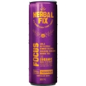 Herbal Fix FOCUS - FOCUS has combined organic herbs, vitamins and minerals which are known to nourish the brain and enhance mental functioning, increase oxygen flow, reduce fatigue and improve memory and concentration.