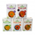 Yummity gluten free quick Meal - Natural exotic meal without gluten that's quick to prepare. Add oil and water. For 2 people. Vegan.<br><br>Selected for the breadth of the range and the new exotic recipes.<br>Selected for the breadth of the range and the new exotic recipes.<br>