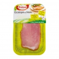 Escalope de veau - Veal cutlet in a skinpack packaging. French veal.<br /> <br><br>Selected for the skinpack packaging.<br>