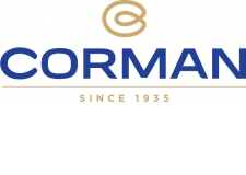 Corman - Pasteurized churn butter