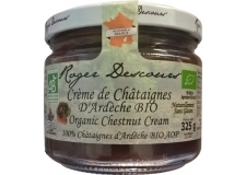 100% organic sweet chestnuts from Ardèche in 325-gram jars. - 100% organic sweet chestnuts from Ardèche in 325-gram jars.