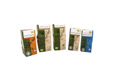 Response bio wellness - Organic coffee in compostable packaging. The packaging is certified biodegradable, industrially compostable and partially made from renewable materials.<br><br>Selected for the eco-sustainable character of the packaging and the new varieties of coffee (ginseng and verbena).<br>