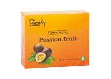 Passion fruit - Frozen passion fruit cubes.<br><br>Selected for the easy use of passion fruit.<br>Selected for the easy use of passion fruit.<br>