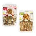 Ready-to-cook lentil mixes - Ready-to-cook natural mix of lentils and dried vegetables. Vegan. No added salt. 4 servings.<br><br>Selected for the original do-it-yourself mix.<br>