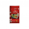 Mame Nori Coloured Sushi Sheets - Colorful sheets for makis. Made from soy beans, without nori algae. 100% natural colors. Vegan. Gluten free. In a resealable pouch.