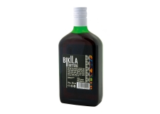 Bikila - African herbs and roots liqueur. 35% alcohol by volume.<br><br>Selected for the African character of the ancestral recipe.<br>