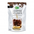 Iced coffee cubes - Coffee ice cubes for iced coffee. To put in warm milk. In a stand-up pouch.<br><br>Selected for the convenience for users.<br>