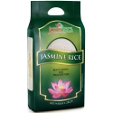 Premium Jasmine Fragrant Rice - A famous fragrance rice & familiar with all families. The taste is silky & soft and delicate flavor from the unique exotic region because of its perfect harmony of tropical climate, fertile flood plain and pure nourishing water. When cooked, the smell is like Jasmine flower.