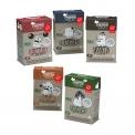 Oquendo natura - Coffee in aluminum-free capsules. 100% compostable. 10 capsules for NESPRESSO machines.<br><br>Selected for the compostable capsules offer.<br><br><br>