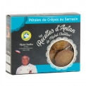 Les recettes d'Antan de Michel Chatillon - Thin buckwheat pancakes in a refined package. Made in Brittany.<br /> <br><br>Selected for the reintegration of buckwheat in biscuits.<br>