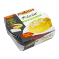 Polenta au Gorgonzola AOC - Ready-to-eat cooked polenta. Fresh. Made with 100% Italian corn flour. In microwaveable bowl.<br><br>Selected for the convenient offer of ready-to-eat fresh polenta.<br>