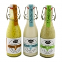 Superfood salad dressings - Superfood dressing in swing-top bottle. No sugar, lactose or gluten. Suitable for vegetarians.<br><br>Selected for the new tastes offered.<br>