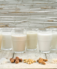 In France, 17% of consumers avoid lactose