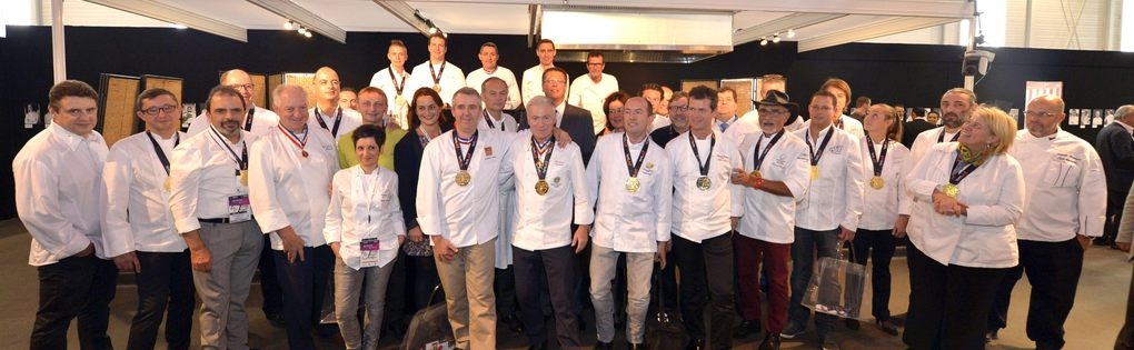 "SIAL Paris 2014 : ""50 years, 50 chiefs"""