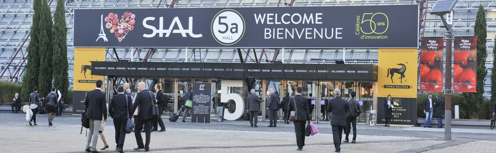 SIAL Paris welcome professional visitors from all around the world