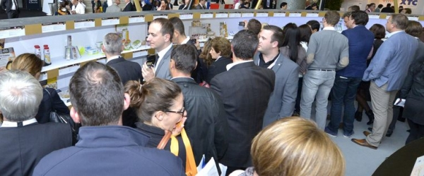 Innovative products displayed on the SIAL Innovation Observatory