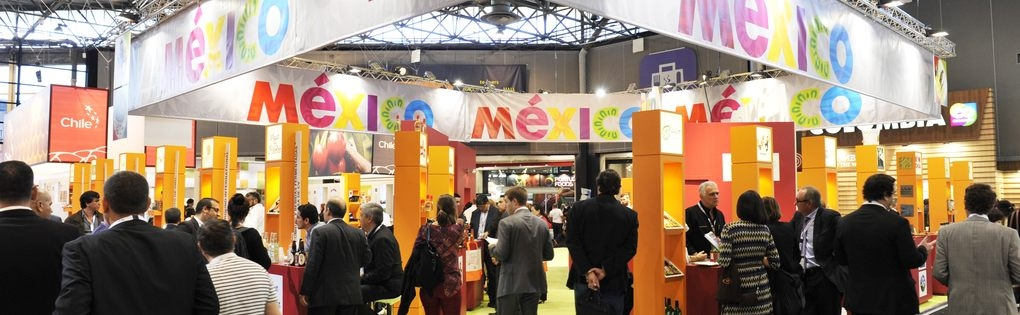 More than 105 countries are represented at SIAL Paris