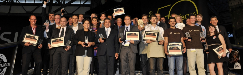 SIAL Innovation Award ceremony
