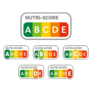 The Nutriscore and INCO labels
